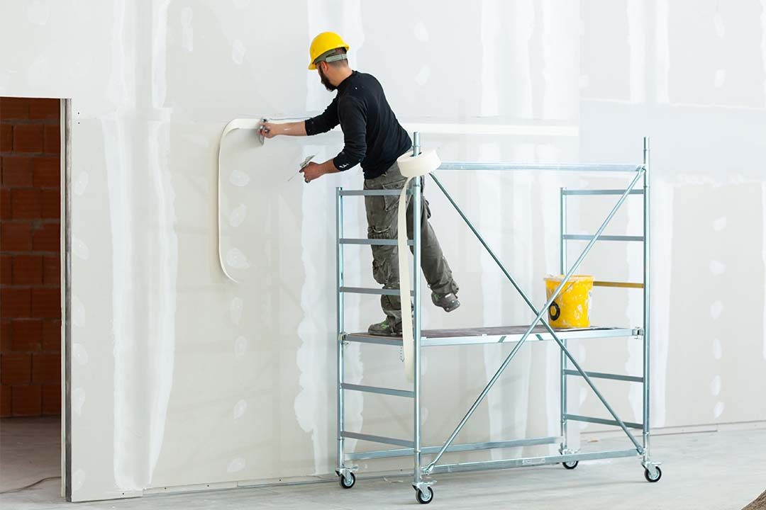 NVQ Level 2 Certificate in Dry Lining Finishing-min