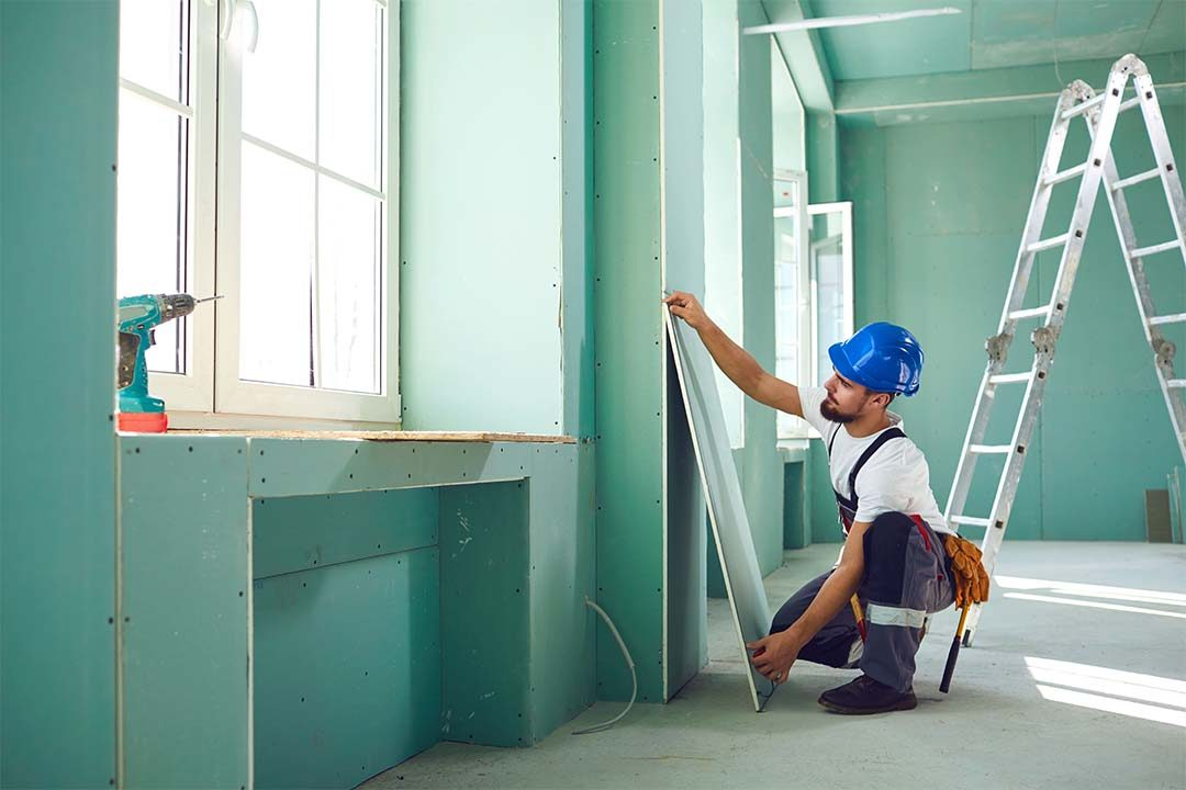 NVQ Level 2 Diploma in Dry Lining Fixing-min