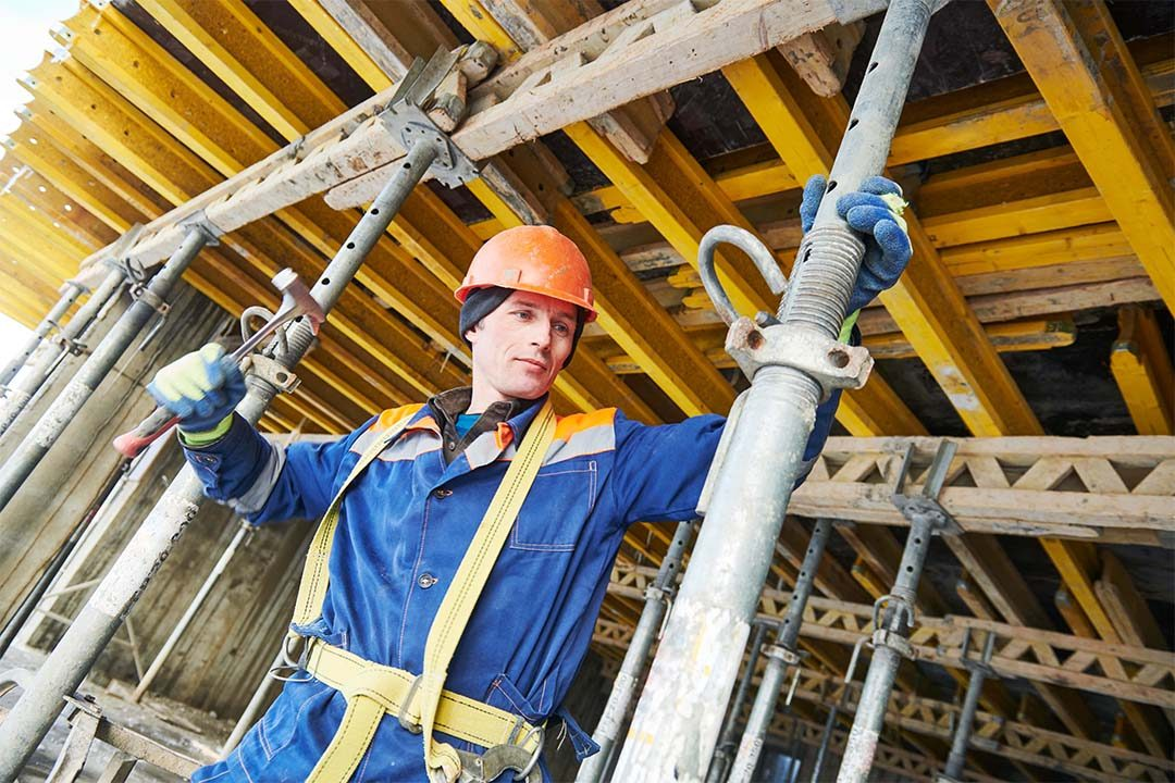 NVQ Level 2 Diploma in Formwork-min