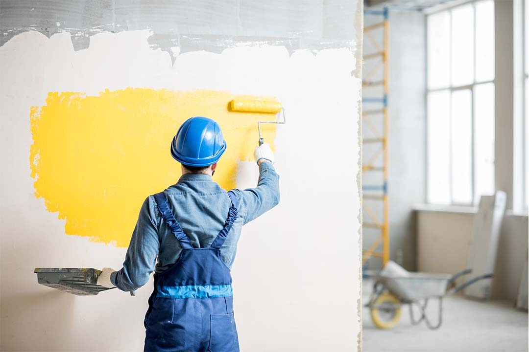 NVQ Level 2 Diploma in Painting and Decorating-min