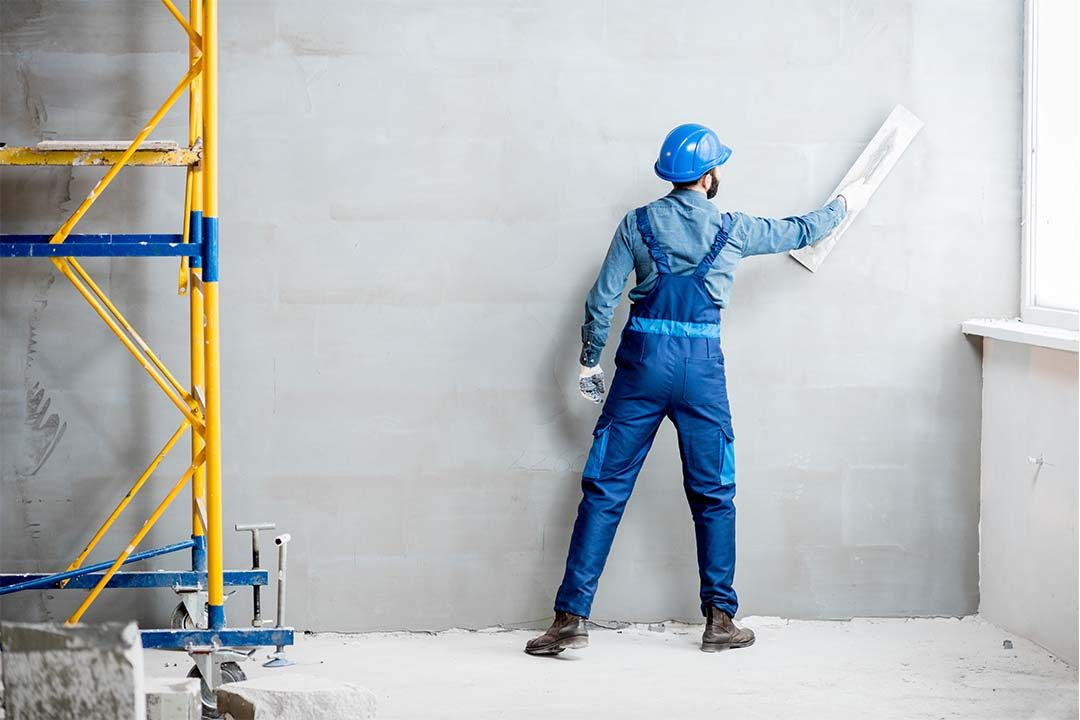 NVQ Level 2 Diploma in Plastering-min
