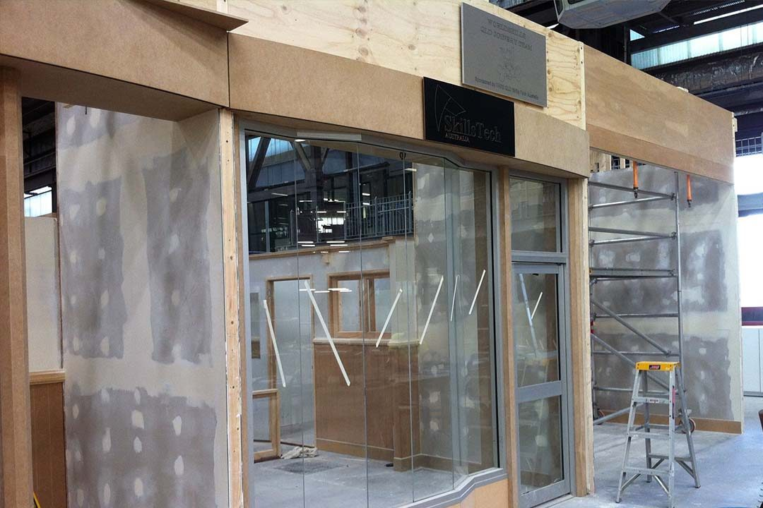 NVQ Level 2 Diploma in Wood Occupation (Shopfitting Site Work)