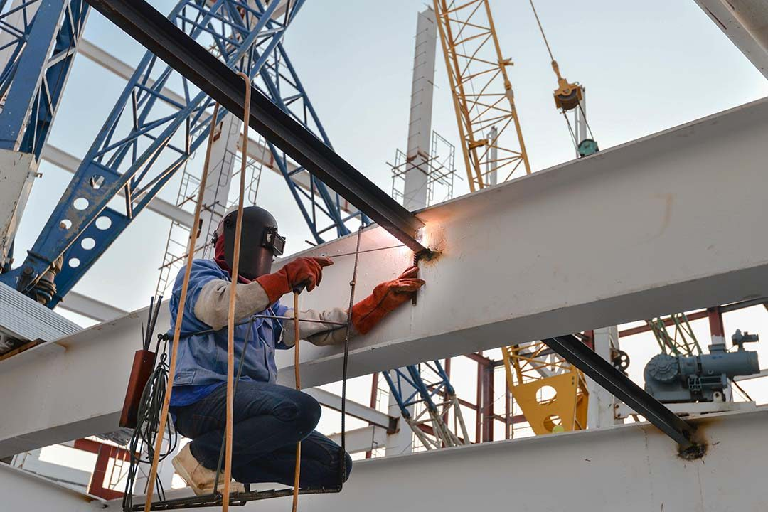 NVQ Level 2 Diploma in Steel Erector-min