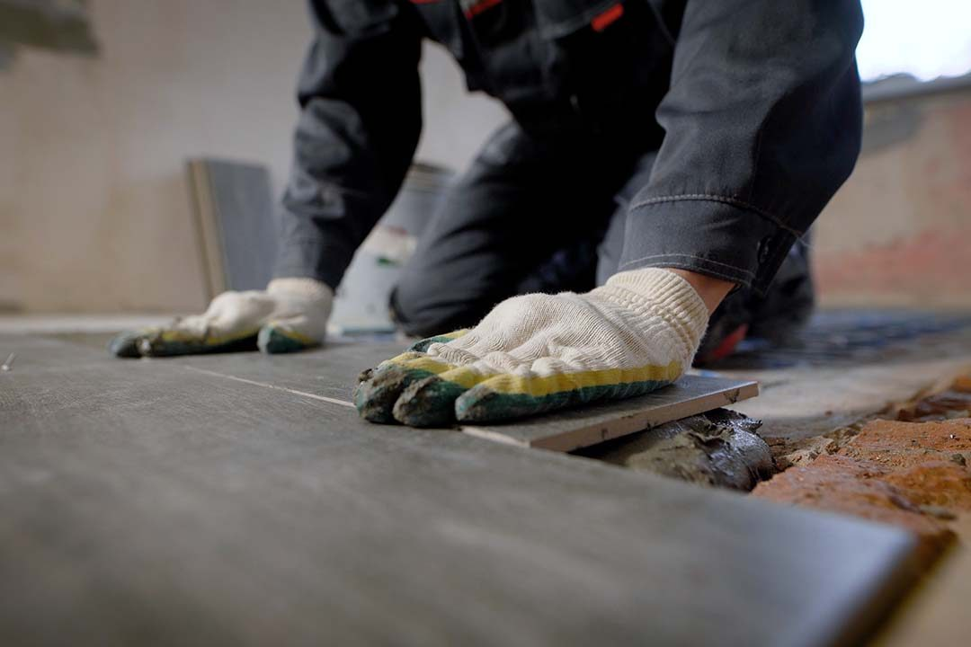 NVQ Level 3 Diploma in Wall & Floor Tiling